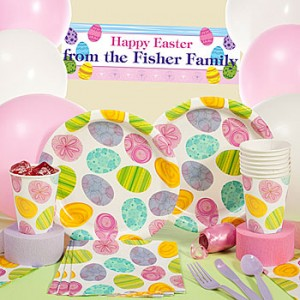 Happy Egg Hunt party supplies