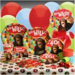 Monkey Around with Your 40th Birthday Party