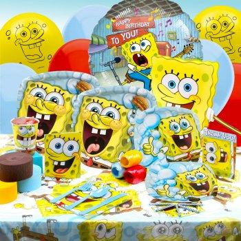 SpongeBob SquarePants Party Theme Themeaparty