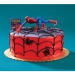 Spider-man cake