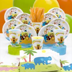 Noahu0027s Ark Baby Shower Pack