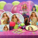 Hannah Montana Birthday Party