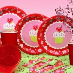 Kid's Valentine's Day party supplies