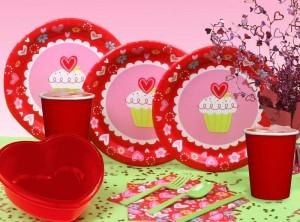 Kid's Valentine's Day party supplies