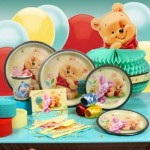 Winnie the Pooh Baby Shower Theme