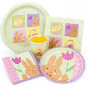 Easter Baby Animal Party Supplies