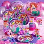 Little Mermaid Theme party pack