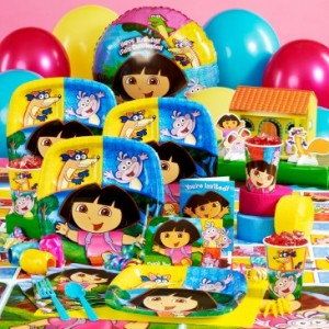Dora Birthday Party Themeaparty