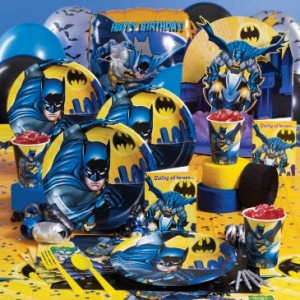 Batman Party Theme Themeaparty