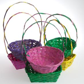 Easter egg baskets