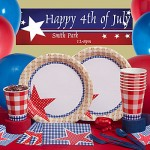 4th of july picnic party pack
