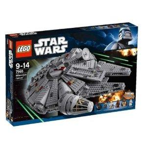 Star Wars Millenium Falcon lego set