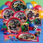 Monster Jam Birthday Party