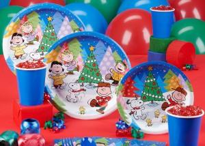 Peanuts Nostalgia Christmas Party