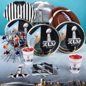 NFL Super Bowl XLV Party Supplies