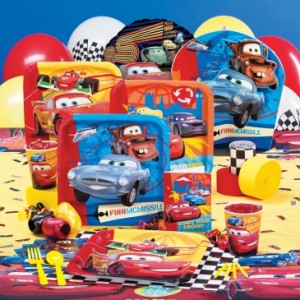 Cars 2 Party Supplies