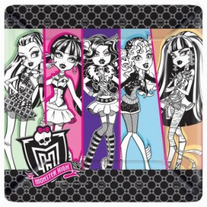 Monster High partyware