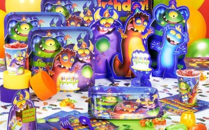 Monster Mania Party Supplies