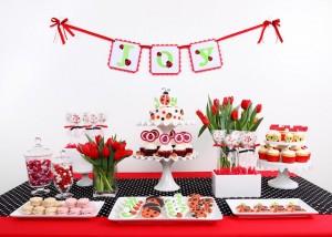 Joy's Ladybug Birthday