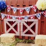 Farm Sweet Farm 1st Birthday Barnyard Party