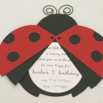 Party Roundup - Cool Ladybug Party Ideas