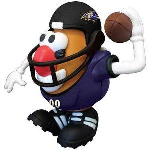 Baltime Ravens Mr. Potato Head
