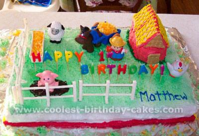 Barnyard Birthday Party Ideas Themeaparty