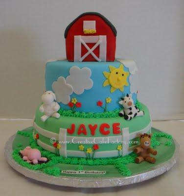Coleslaw Birthday Cake