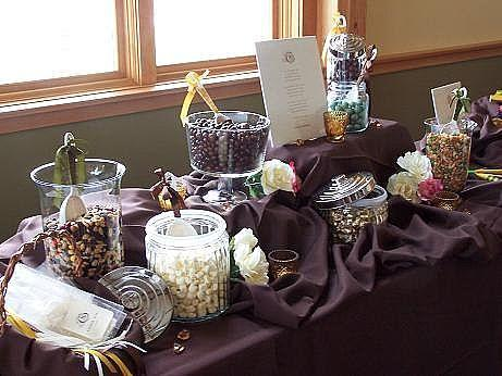 The Ultimate Candy Bar Buffet - Themeaparty