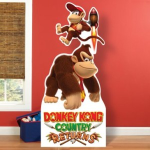 donkey kong party standup