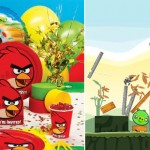 angry birds theme party