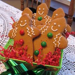 gingerbread man recipe
