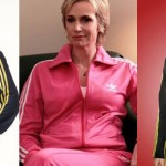 Sue Sylvester Fashion Collage