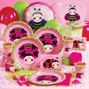 ladybug theme party