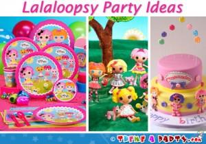 lalaloopsy party ideas