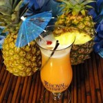 Luau Drink Recipe Ideas