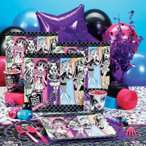 monster high party kit