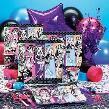 Monster High Party Ideas - Halloween & Birthday