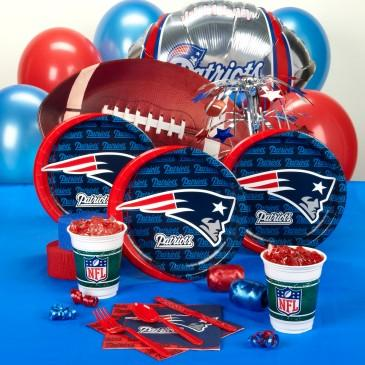 New England Patriots Party Ideas - Themeaparty