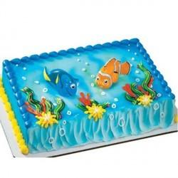 Nemo Cake Decorating Kit : Finding Nemo Birthday Party - Themeaparty