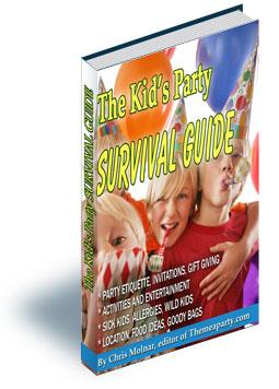 The Kid's Party Survival Guide ebook
