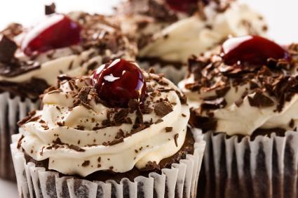 Capucchino Cupcake