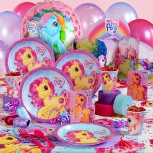 My Little Pony Parties Supplies