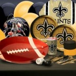 New Orleans Saints Football Party