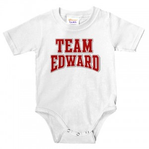 Twilight baby diaper shirt