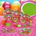 tiki party supplies