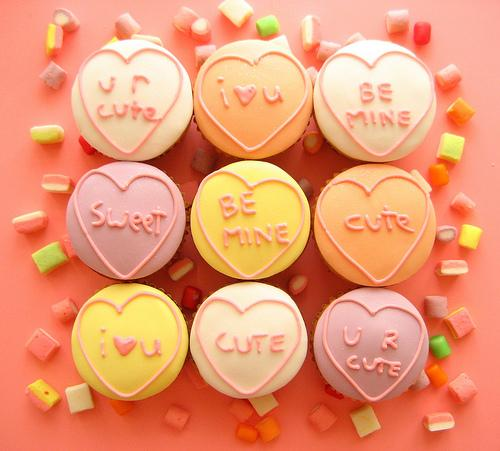 will you be mine valentines day cupcakes - Valentines Cupcakes Ideas