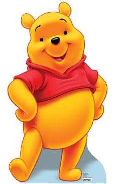 Winnie The Pooh Standup