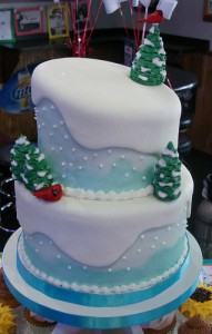 Baby Party Cake Ideas